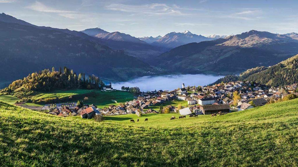 Attraktive Reiseziele in der Schweiz